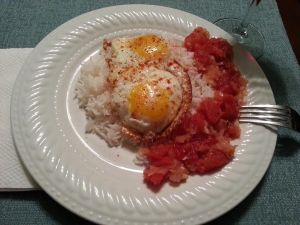 eggs and rice 2