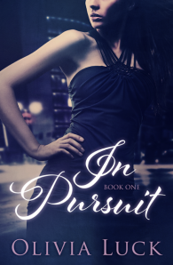 In Pursuit Cover Olivia Luck