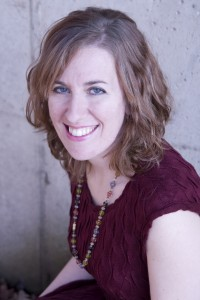 Jen McLaughlin pic author