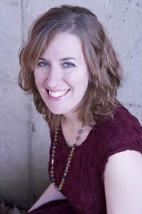 Jen McLaughlin pic author