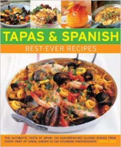 tapas and spanish