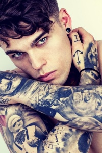 Hayden Stryker Stephen James