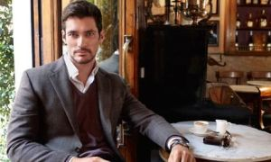 david gandy coffee