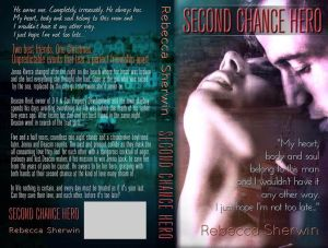 second chance hero cover jacket