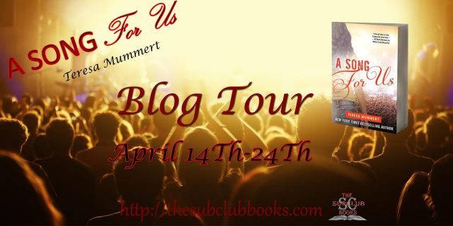 song for us blog tour banner