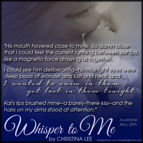 whisper to me teaser