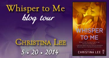 Whisper to Me Blog Tour Banner