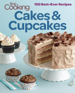 Fine Cooking Cakes & Cupcakes cover