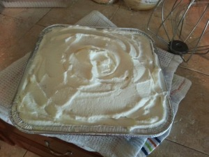 tres leches with rum