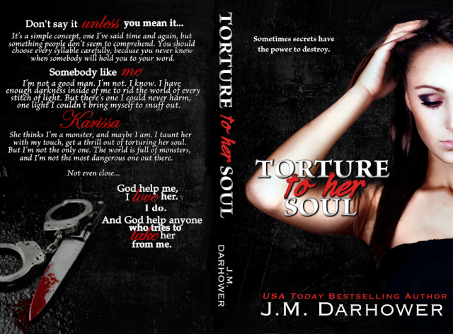 torture to her soul book jacket