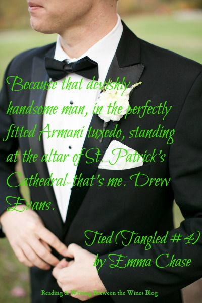 groom drew pic quote