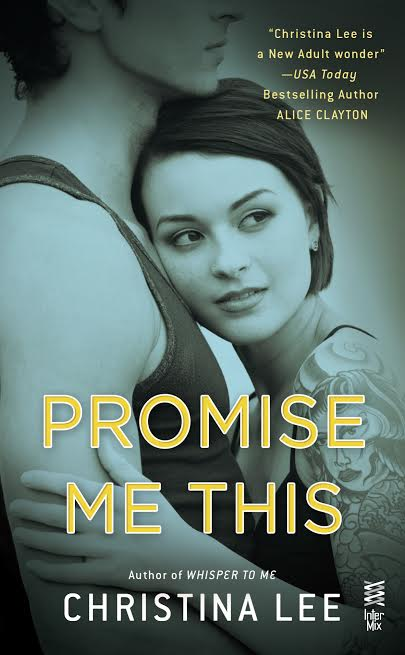 promise me this cover