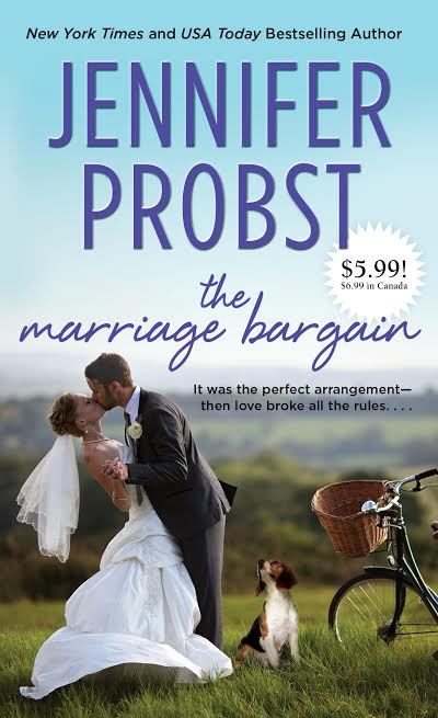 the marriage bargain new cover