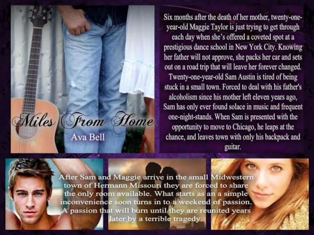 Ava Bell excerpt Miles from Home