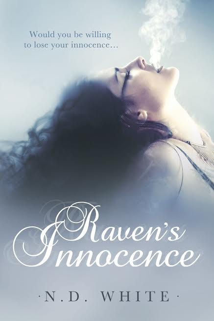 raven's innocence new cover