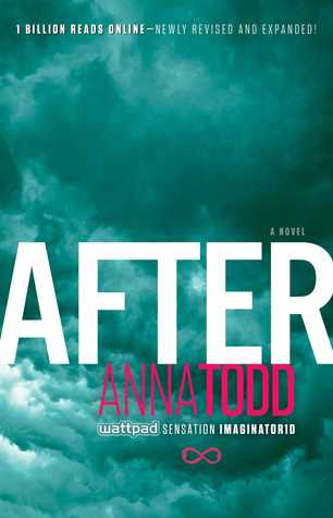 After by Anna Todd cover