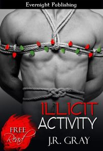 Illicit activity cover jr gray