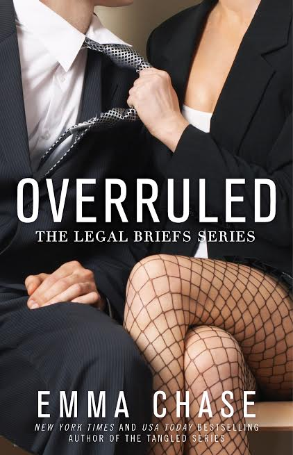 overruled cover Emma Chase