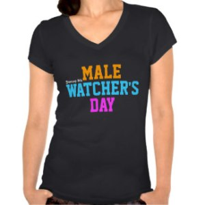 male watcher's day