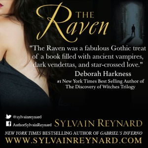 the raven review pic deborah harkness