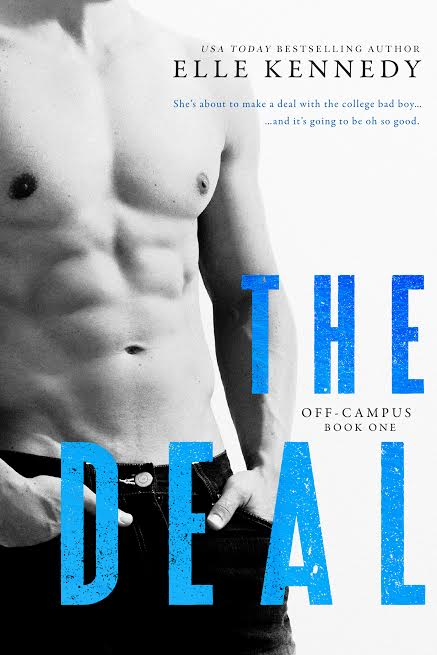 the deal cover reveal