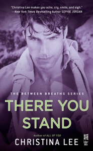 there you stand christina lee cover