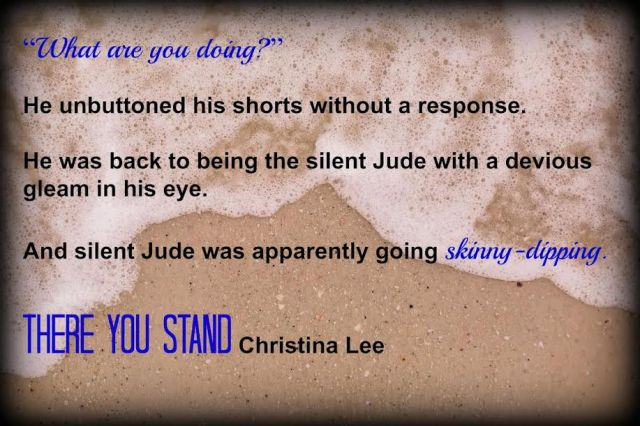 there you stand teaser 3