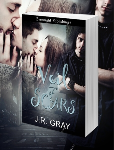 Veil of Scars Cover JR Gray