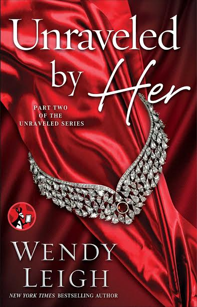 wendy leigh unraveled by her cover