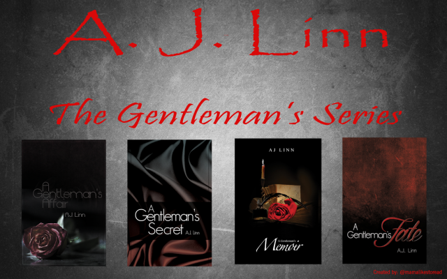 a gentlemans series aj linn banner
