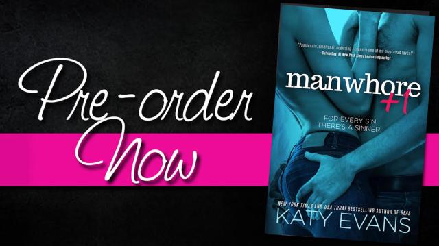 manwhore + 1 pre order