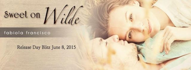 sweet on wild release day banner