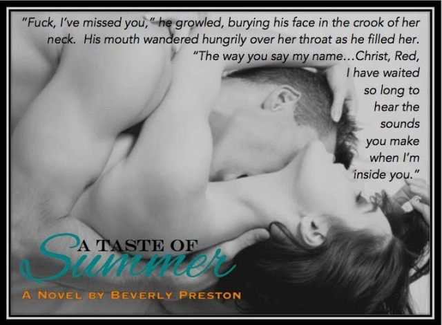 a taste of summer teaser