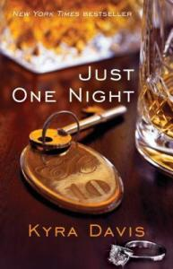 Just One Night Cover Kyra Davis