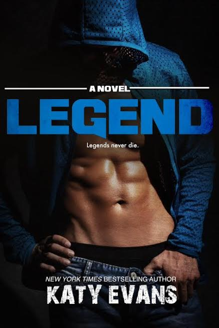 legend cover katy evans