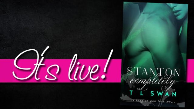 stanton completely it's live banner