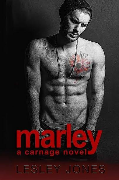 Marley cover reveal