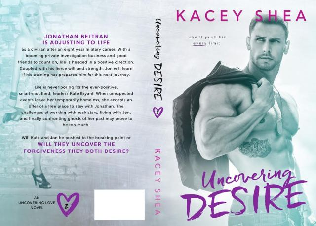 Uncovering desire full cover