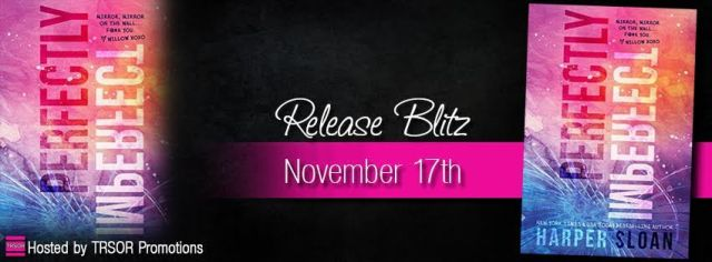 Release Blitz perfectly imperfect banner