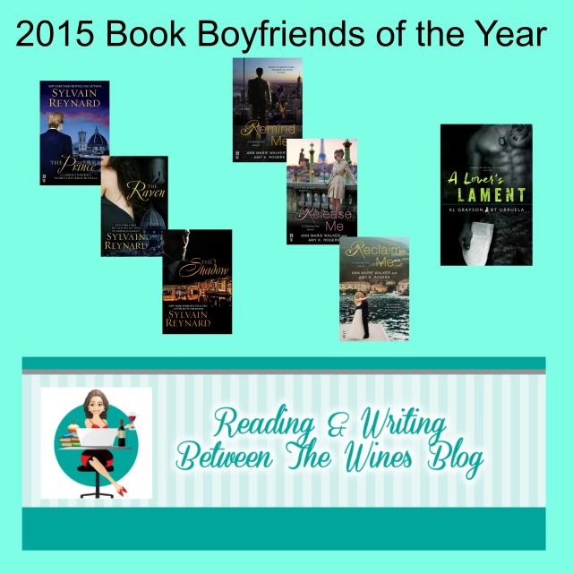 2015 book boyfriends