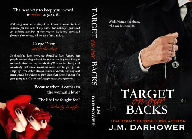 target on our backs cover corrected