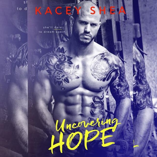 uncovering hope cover front