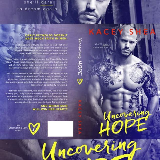 uncovering hope full cover front and back